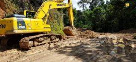 Jalan Trans Papua Ruas Jayapura-Wamena Terus Ditingkatkan