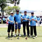 Siswono Yudohusodo Buka Tournament Golf Alumni Universitas Pancasila di Sentul