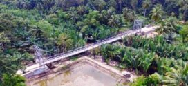 Tingkatkan Konektivitas Di Aceh, Sejumlah Jembatan Gantung Dibangun