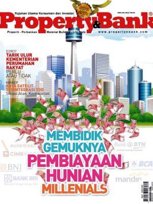 Cover Property&Bank Edisi 158, April 2019