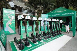 Grab dan Sinar Mas Land Hadirkan Inovasi GrabWheels di BSD City