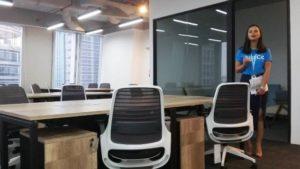 Lokasi Ketiga Di Jakarta, JustCo Rilis CO-Working Terbaru di Sequis Tower