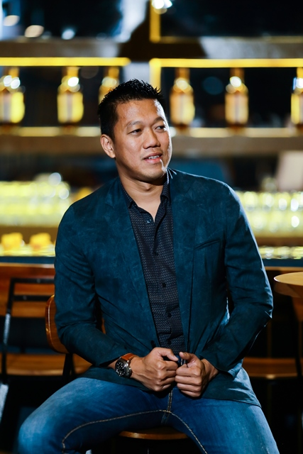 Chairman Samera Propertindo, Adi Ming E,
