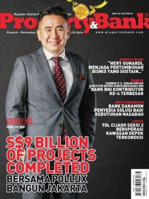 Cover Property&Bank edisi 162