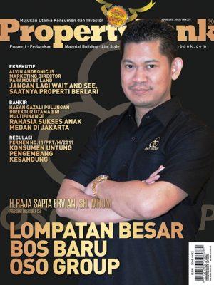 Cover Majalah Property&Bank edisi 163, September 2019
