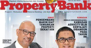 cover majalah Property&Bank