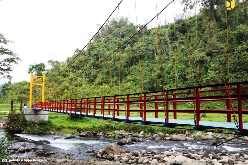 Jembatan di Bengkulu