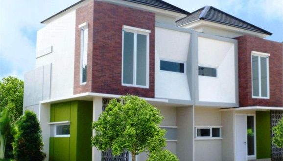Type Rumah 2 lantai The Orchard Residence @ Parung