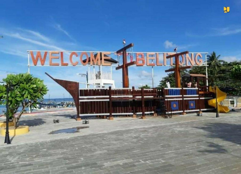 Tanjung Kelayang di Bangka Belitung