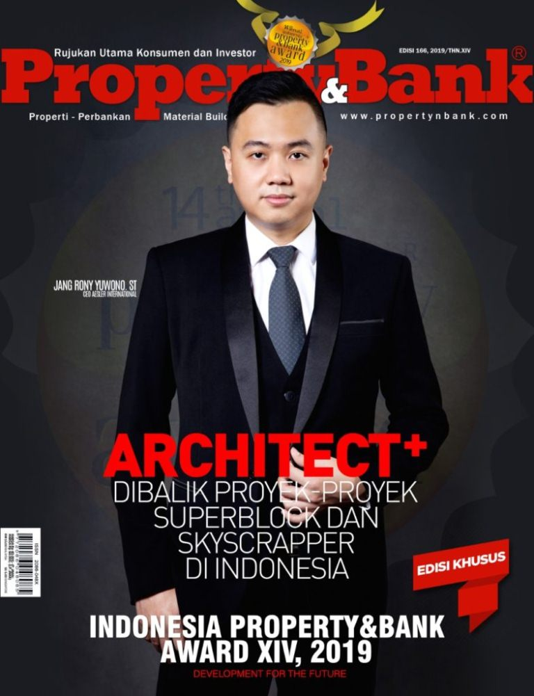 Cover Property&Bank edisi 166