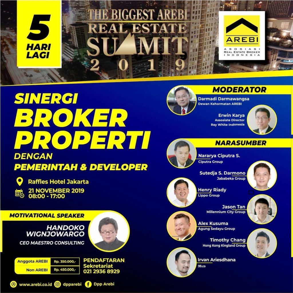 Arebi Summit