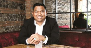Haris Lambey, Calon Walikota Batam