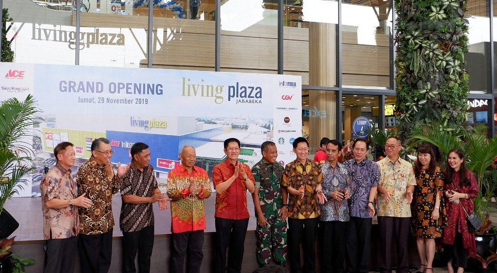 Living Plaza Jababeka