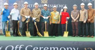 Topping Off Synthesis Residence Kemang