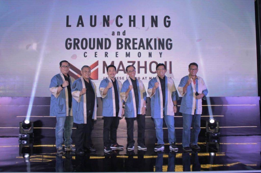 Launching Mazhoji