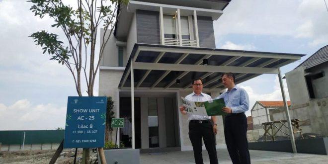 DILD Sumbang 72 % Kuartal I 2021 di Intiland, Perumahan Menengah Menggeliat | | Property & Bank