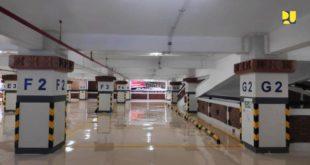 Gedung parkir baru di Institut Seni Indonesia (ISI) Denpasar