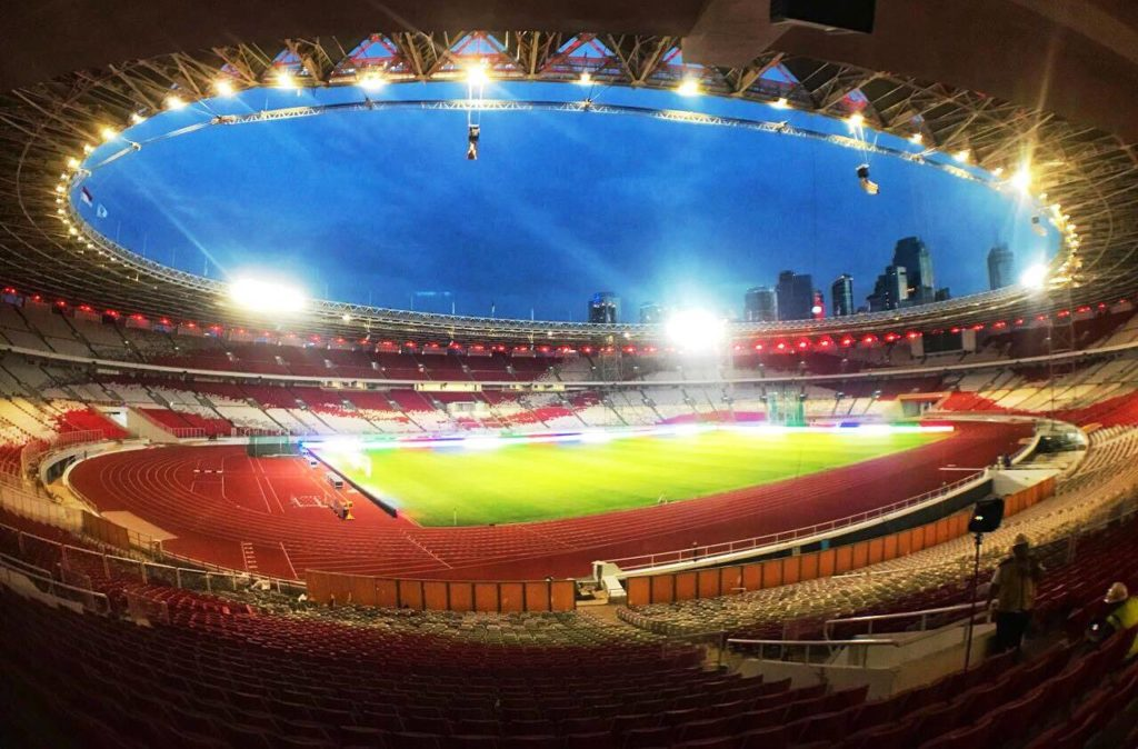 Stadion GBK Jakarta