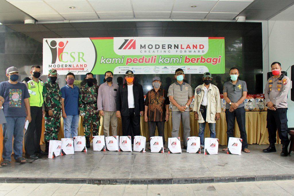 CSR Modernland
