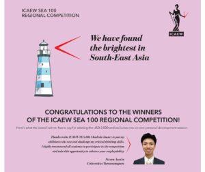 Mahasiswa Untar Ini Ungguli 2.600 Mahasiswa se-Asia Tenggara