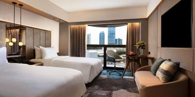 Hotel Sari Pacific Jakarta Tetap Beroperasi Di Tengah Pandemi Covid 19 Property Bank
