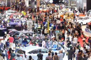 Corona Berdampak Pada Industri Otomotif, Dyandra Batal Gelar IIMS 2020
