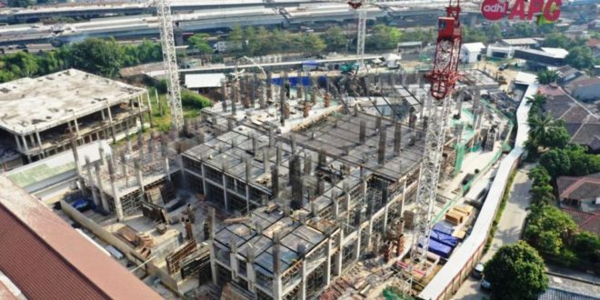 URBN Bangun TOD 6 Hektar, Urban Jakarta Siap Naturalisasi Sungai Ciliwung | | Property & Bank