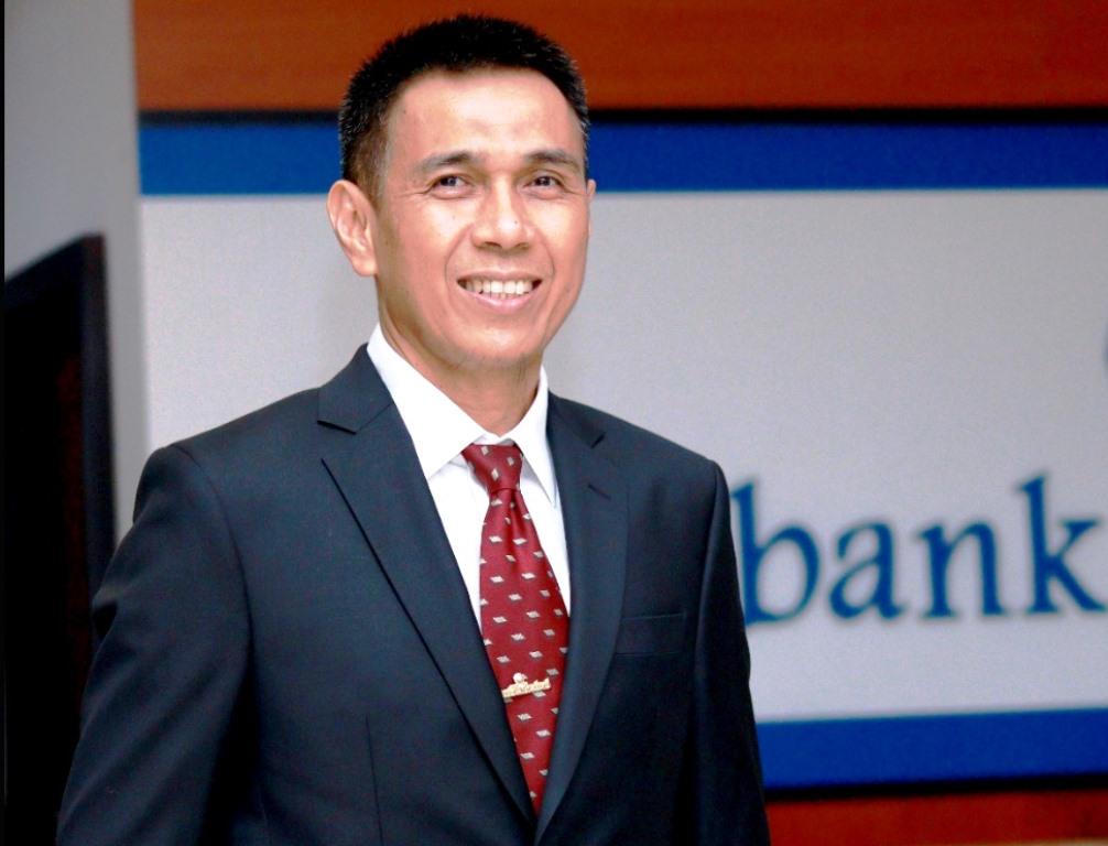 Agus Syabarrudin - Direktur Utama Bank Kalsel