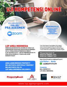 Ini Daftar Agen Properti Kompeten dari LSP Area-BNSP