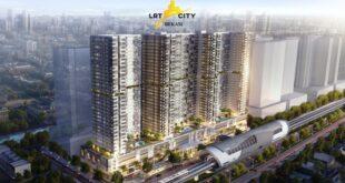 LRT City Green Bekasi
