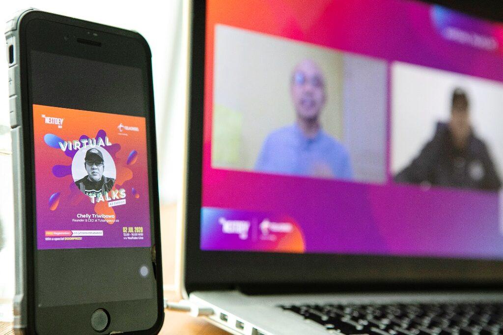 The NextDev Hub Virtual Talk