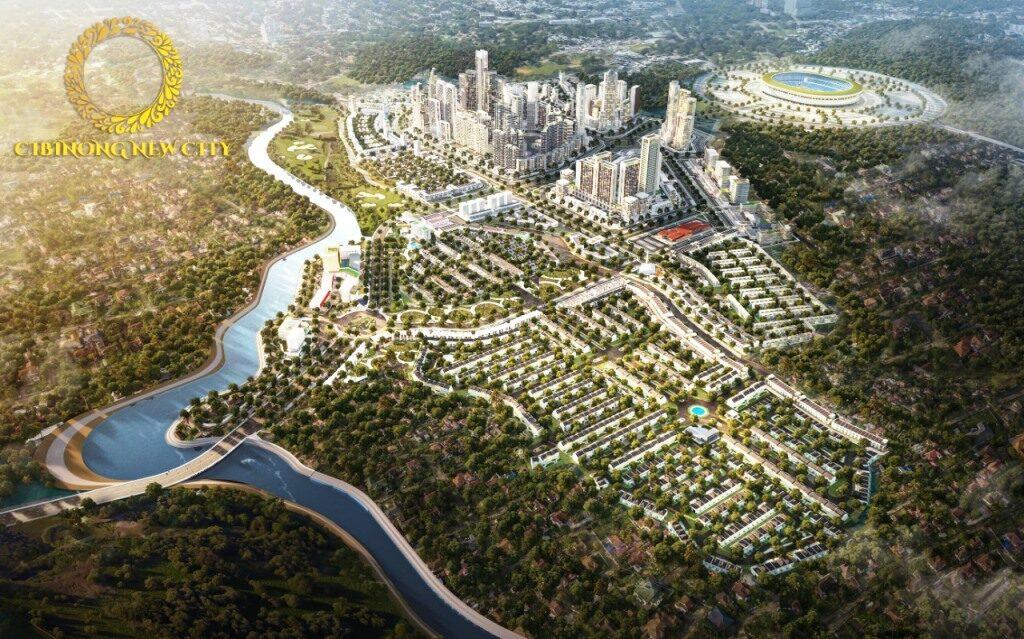 cibinong new city