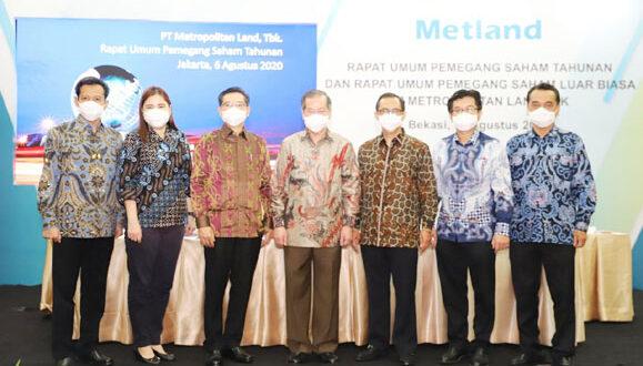 MTLA Selama Masa Pandemi Metland Catat Pendapatan Sebesar 390 Miliar     Property & Bank