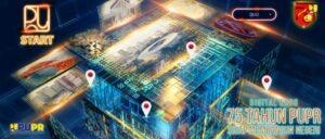 Adatasi Kebiasaan, Pameran Infrastruktur Dilakukan Secara Virtual