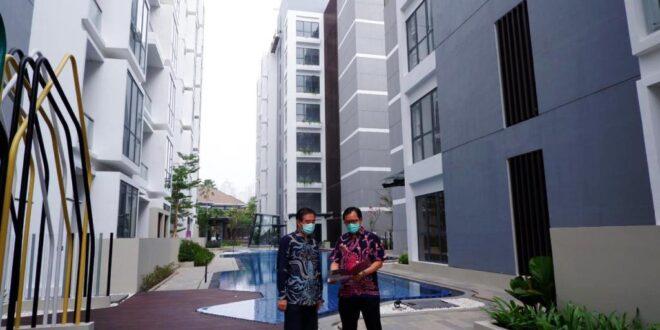 DILD Intiland Serah Terima Unit The Rosebay Secara Bertahap Hingga Akhir Tahun | | Property & Bank