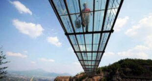 jembatan gantung kaca