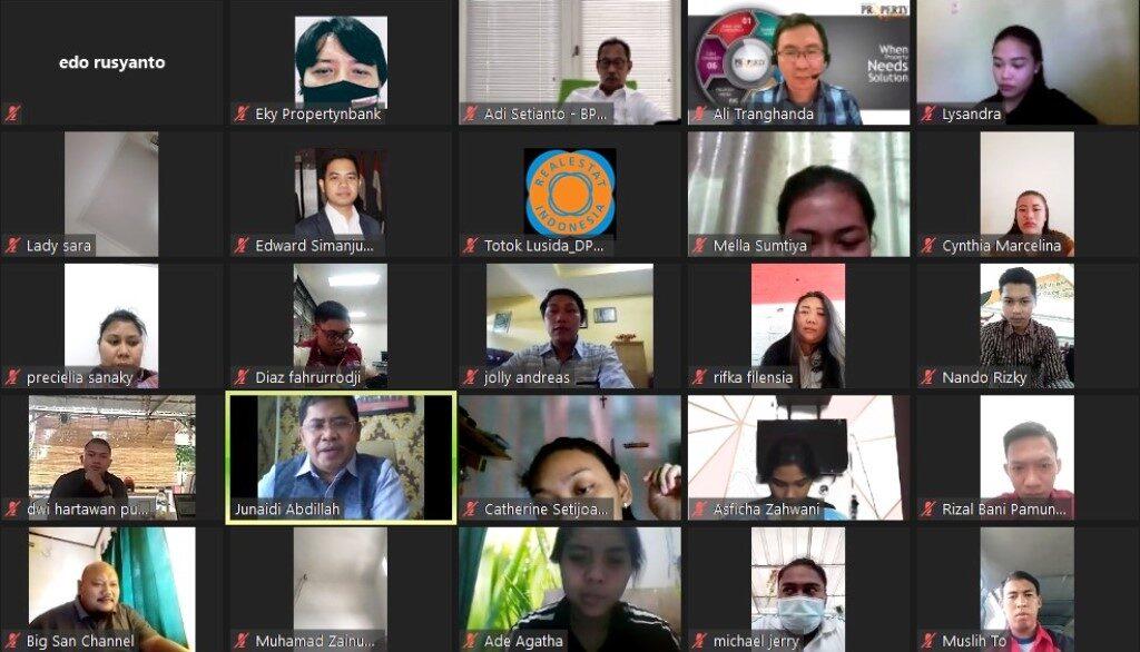 diskusi virtual