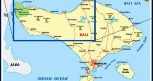 proyek di Bali