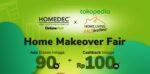 Kolaborasi HOMEDEC dan Tokopedia Gelar Pameran Banjir Promo dan Diskon
