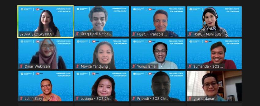 HSBC dan SOS Children's Villages Dukung Kebutuhan Anak dan ...