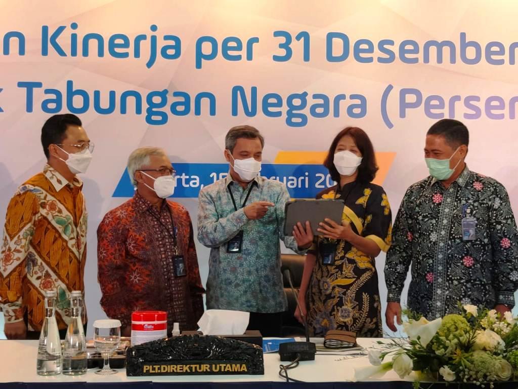 Jalankan 5 Strategi Utama, Laba Bersih Bank BTN Tahun 2020 ...